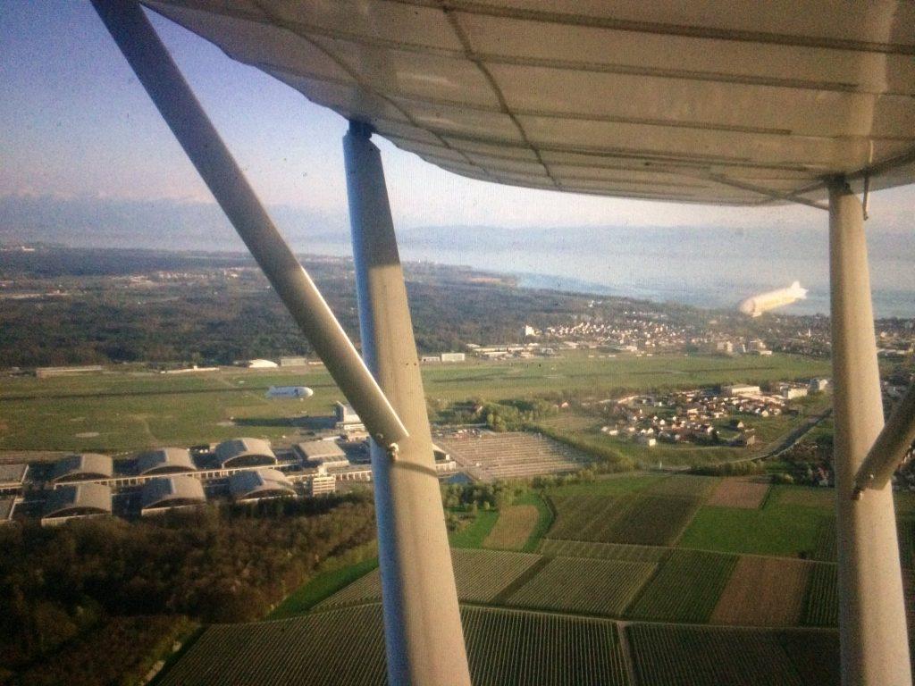 Luftschiffe in Friedrichshafen