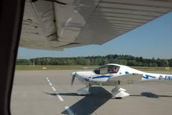 Ausbildungsflug